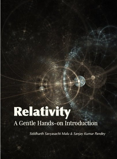 Relativity Textbook Cover